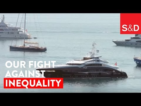 Embedded thumbnail for Jeppe Kofod on Fighting Inequalities