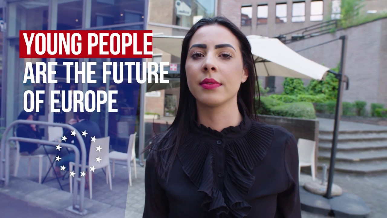 Embedded thumbnail for We want more for young Europeans!
