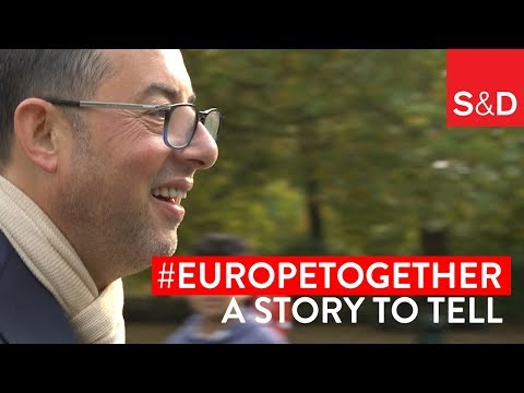 Embedded thumbnail for Building a Progressive Europe | A Story to Tell Together