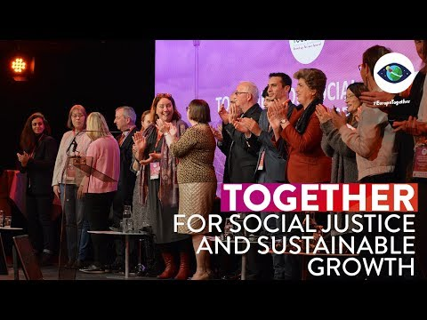 Embedded thumbnail for Together in Gothenburg | Social Justice and Sustainable Growth