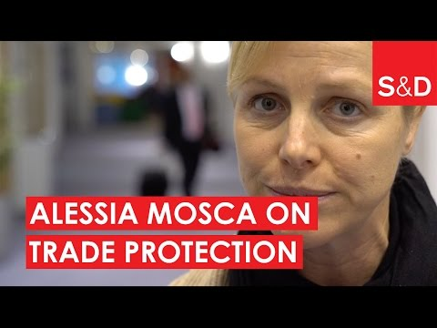 Embedded thumbnail for Alessia Mosca on Trade Protection