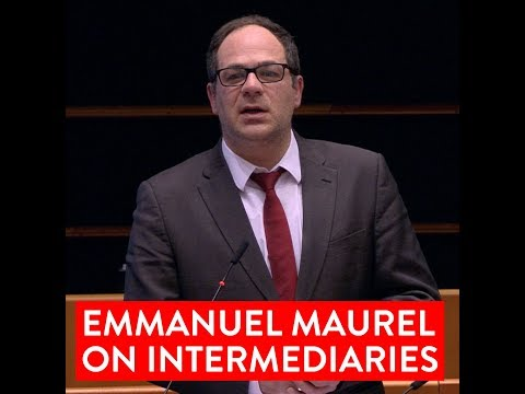 Embedded thumbnail for Emmanuel Maurel on Intermediaries and the Tax against Tax Evasion