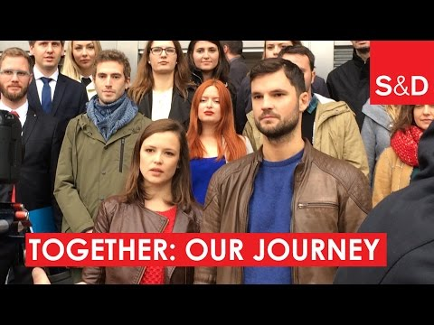 Embedded thumbnail for Together - A new direction for a progressive Europe - Stand up for our future! #EuropeTogether