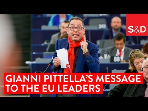Embedded thumbnail for Gianni Pittella on Brexit and the upcoming European Council