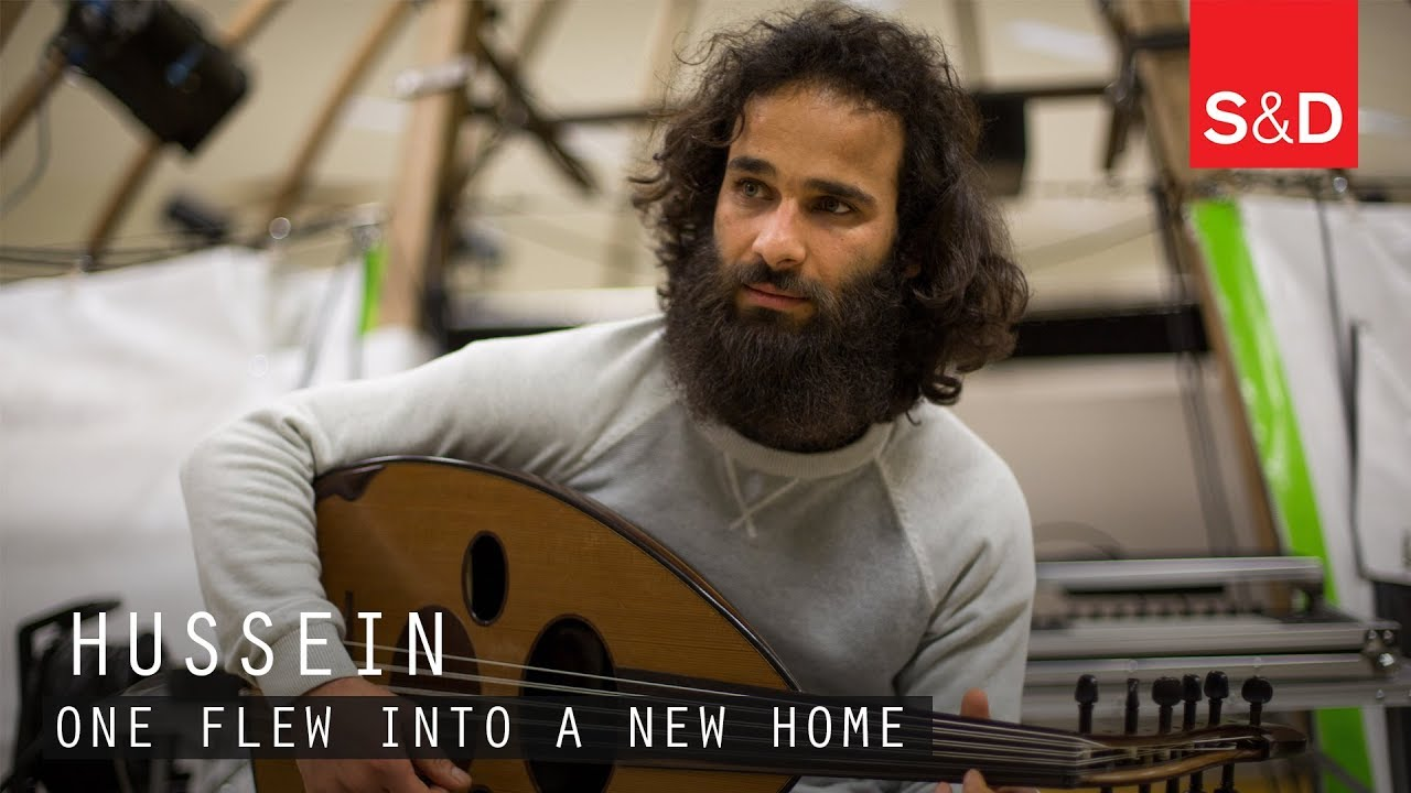 Embedded thumbnail for One flew into a new home - The Story of Hussein