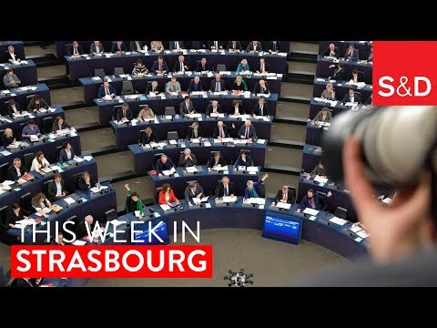 Embedded thumbnail for This Week in Strasbourg: #FightInequality, Geo-Blocking, Dieselgate, #EndFGM and more...