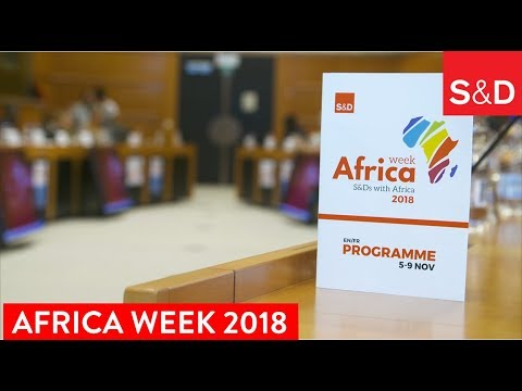 Embedded thumbnail for AFRICA WEEK 2018