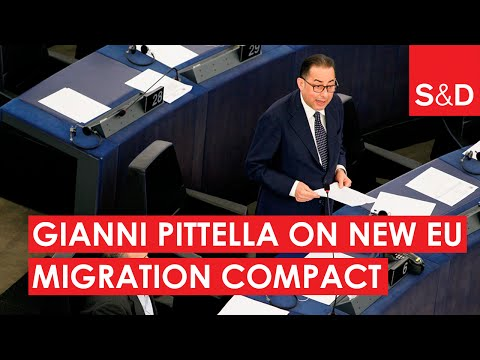 Embedded thumbnail for  Gianni Pittella on the New EU Migration Compact