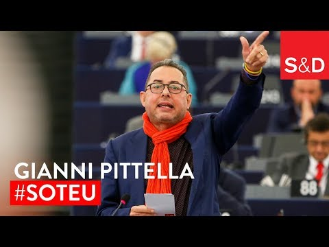 Embedded thumbnail for Gianni Pittella on the State of the European Union SOTEU