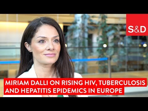 Embedded thumbnail for Miriam Dalli on Fighting Rising HIV, Tuberculosis and Hepatitis Epidemics in Europe