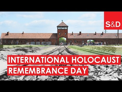 Embedded thumbnail for  Tanja Fajon on International Holocaust Remembrance Day