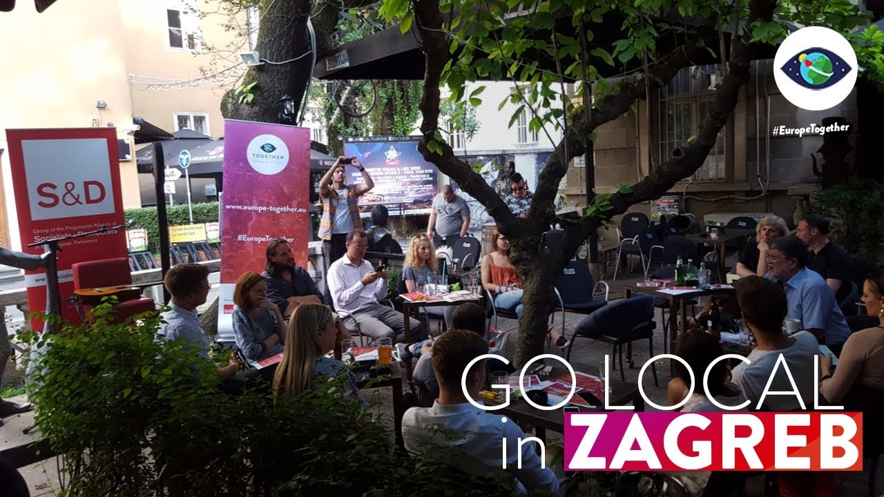 Embedded thumbnail for Go local Zagreb
