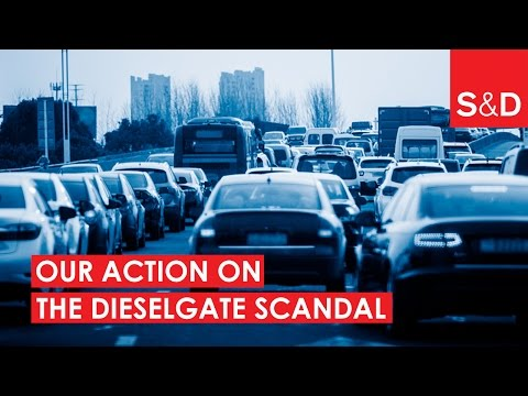 Embedded thumbnail for Our Action on the Dieselgate Scandal