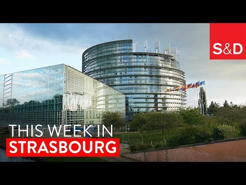 Embedded thumbnail for This Week in Strasbourg | State of the Union, Dieselgate, Istanbul Convention, and more...